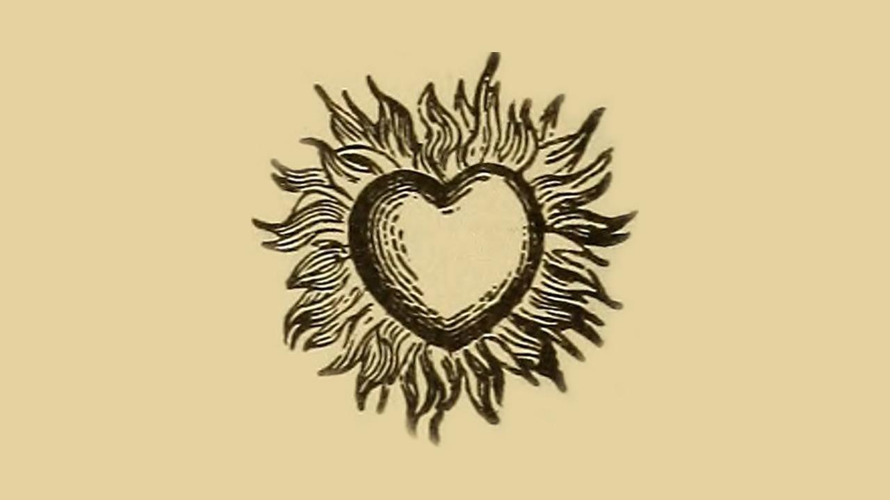 Where Is A Freemason First Prepared? The Masonic Heart on Fire