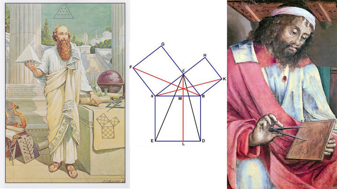 What is the Truth behind the 47th Problem of Euclid? What is the Truth behind the 47th Problem of Euclid 1