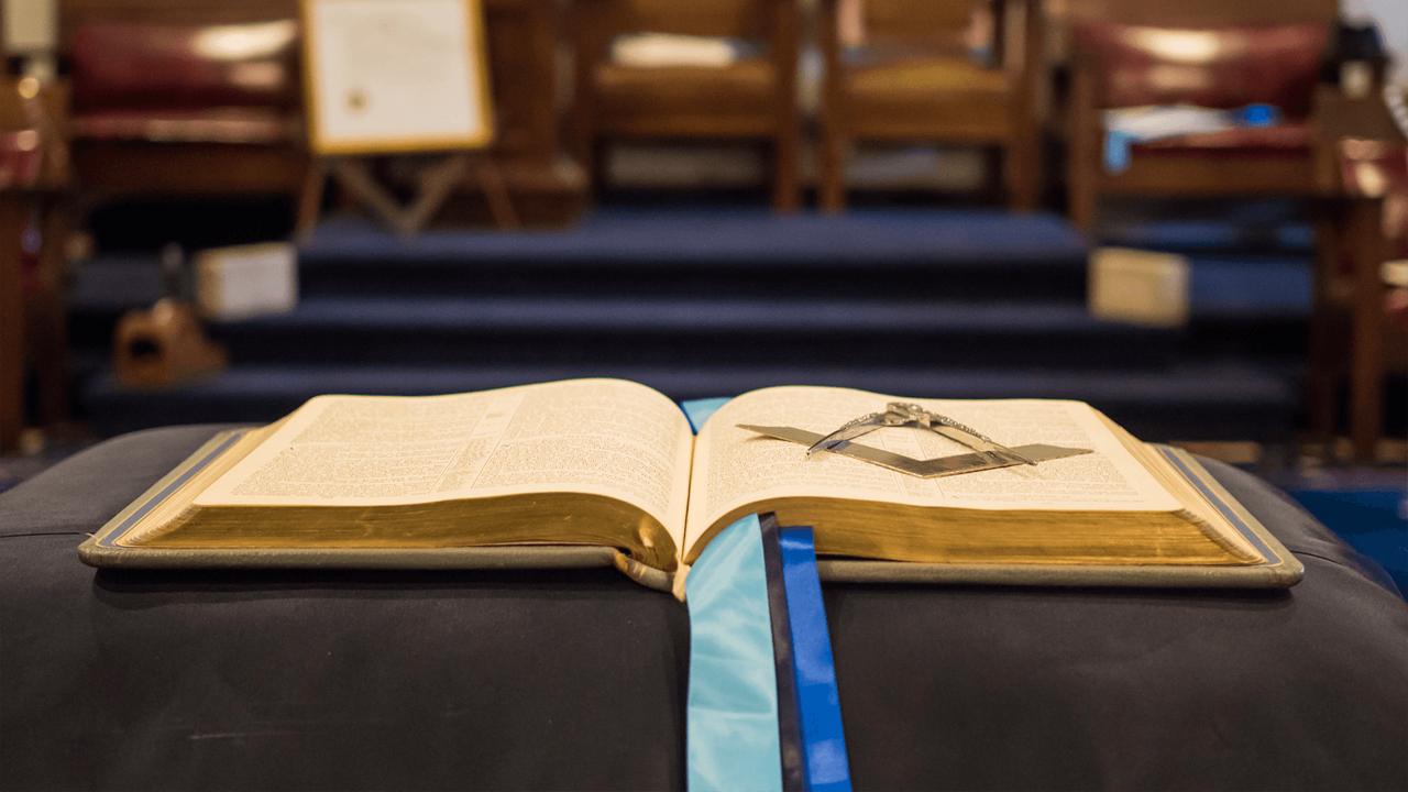 "Origin of the Word ""Freemason"" Origin of the Word Freemason 1"