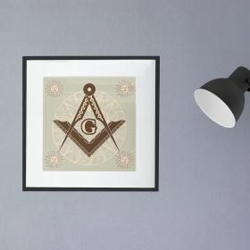 Home Masonic Symbol